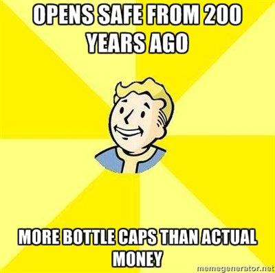 Bottle Caps. Oh nostalgia....