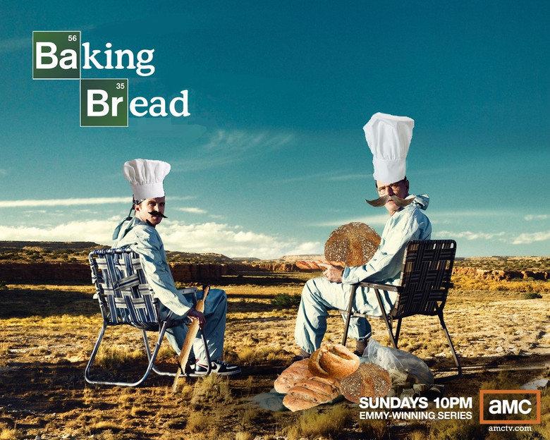 Breaking Bad.... Cause Yoga Pants, That's Why... theleek.com/2012/12/hump-day-yoga-pants-make-the-world-a-better-place/.. baker man i baking bread Sakubona, unjani wena?