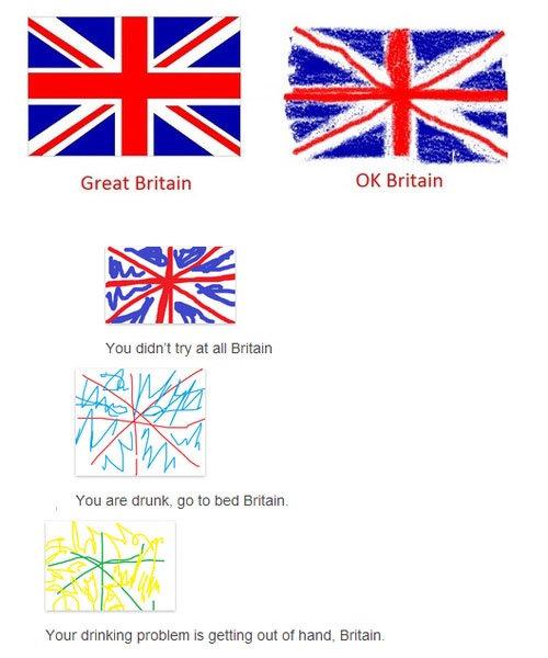 Britain STAHHHHPPPP. stahhhppppp.