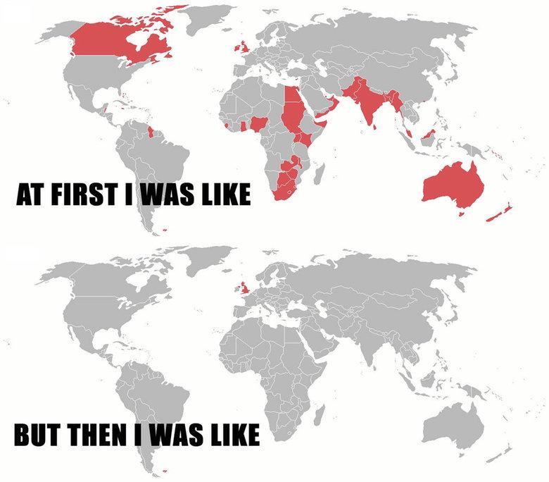 British Empire. .