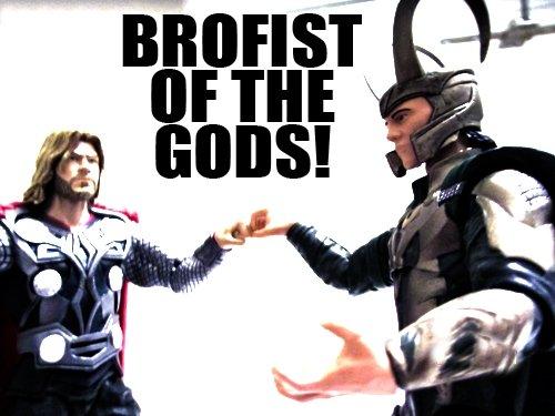 BROFIST of the gods!. . bro fist of the gods
