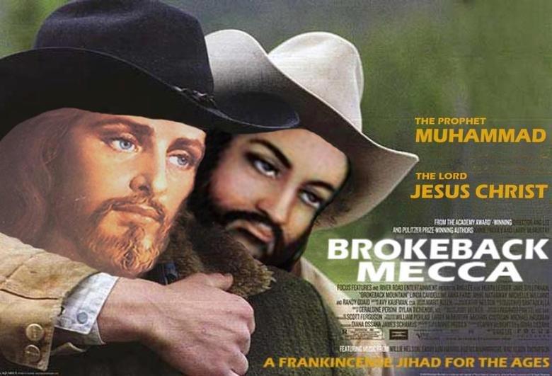 Brokeback Mecca. .