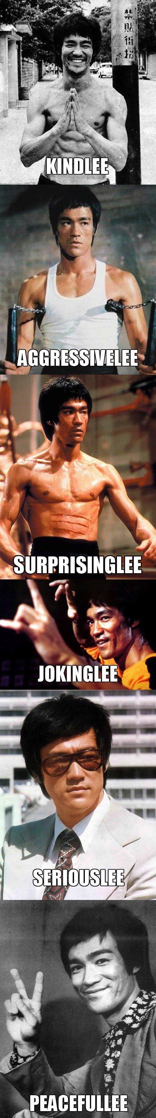 Bruce Lee. .. DeadLee