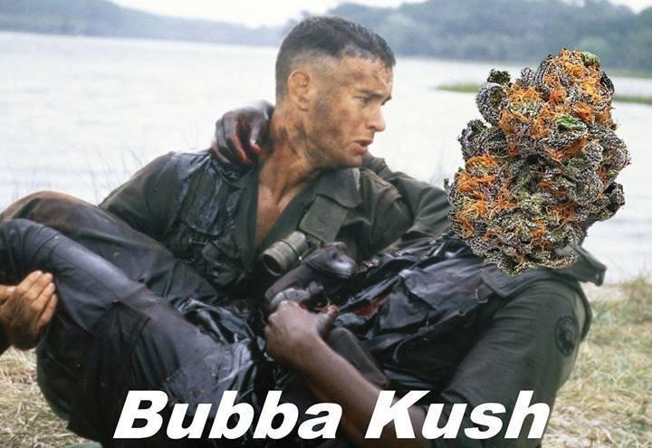 Bubba Kush. .