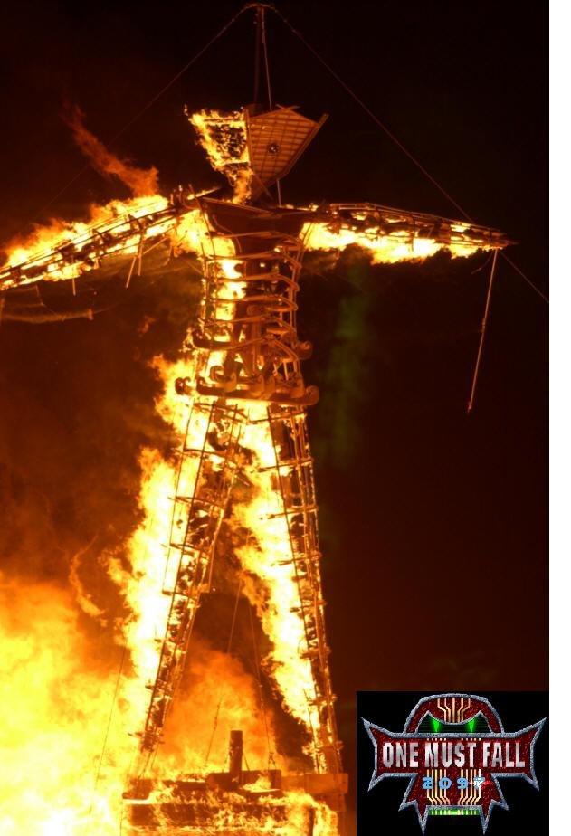 Burning man 2097. It looks awfully familiar to the Jaguar.. Epic  OMF