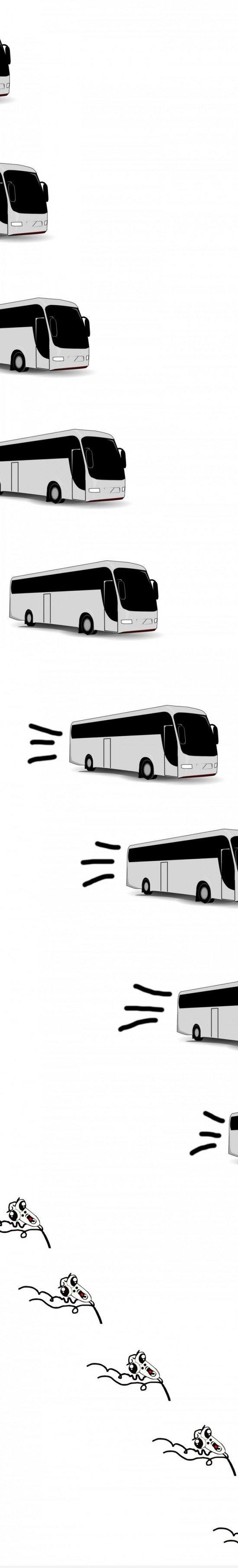 bus. .
