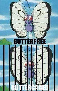 Butterfree. . Pokemon