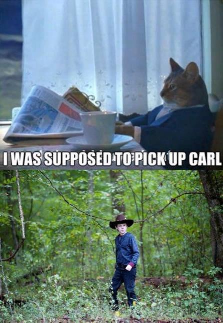 Caaaaaarl. That kills people Caaarl..