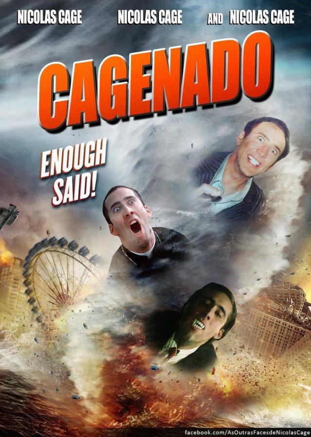 Cagenado is best nado. .