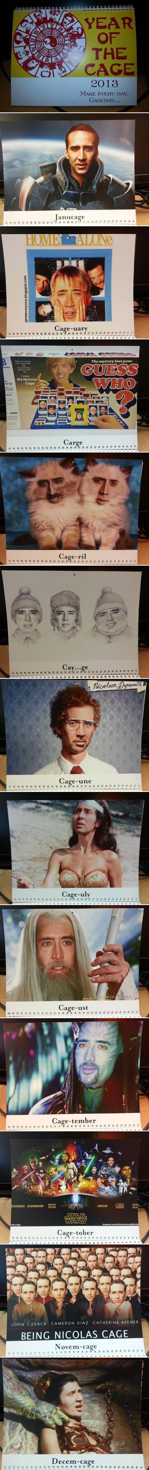 Cagetastic. . JOHN CUSACK CAMERON Di/\ Z ( KEENER, BEING NICOLAS CAGE