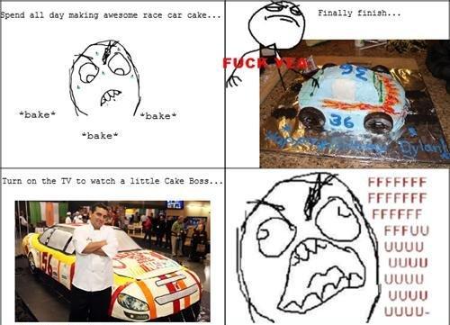 Cake Boss. This happened to me. FFCCFF UGUU UGUU UGUU UGUU-. My name's Dylan!
