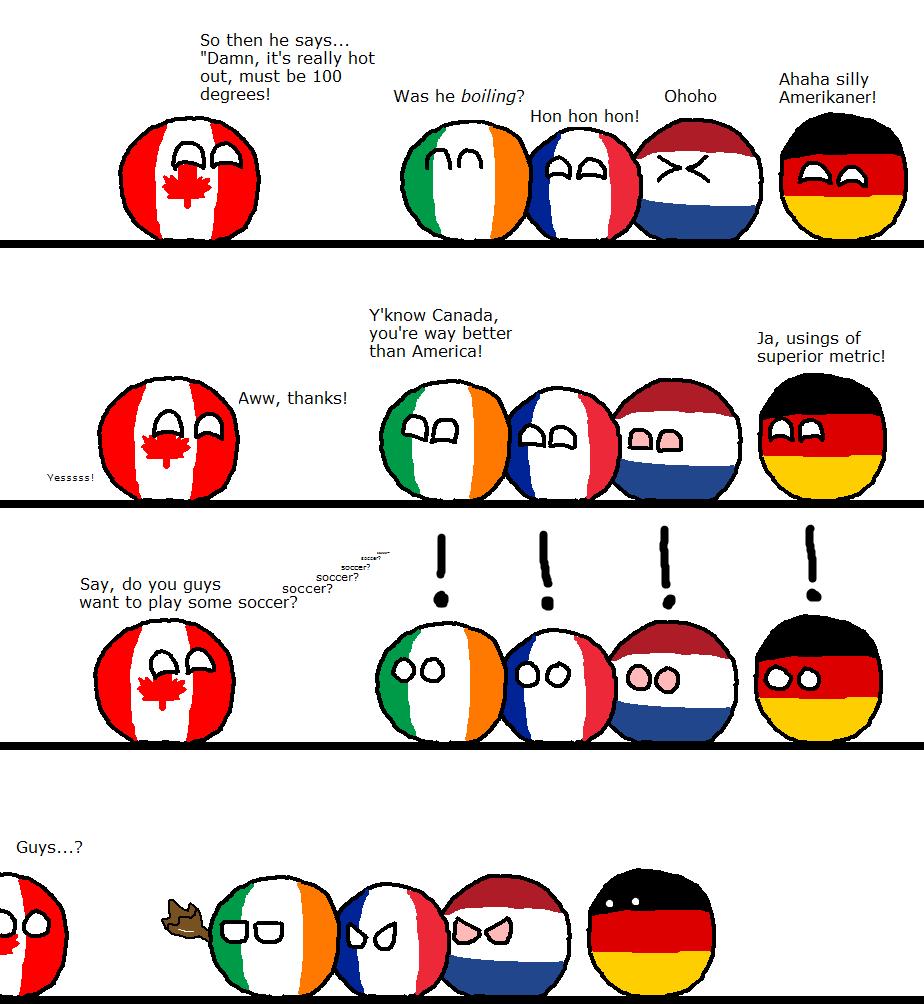 Polandball Comics