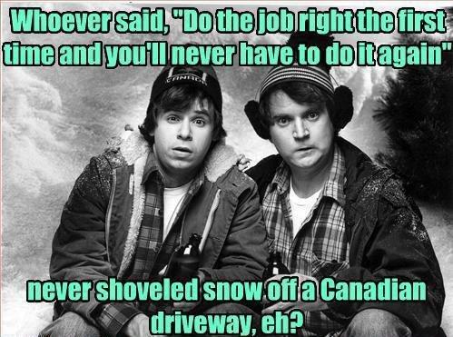 Canada. Eh, b, c....
