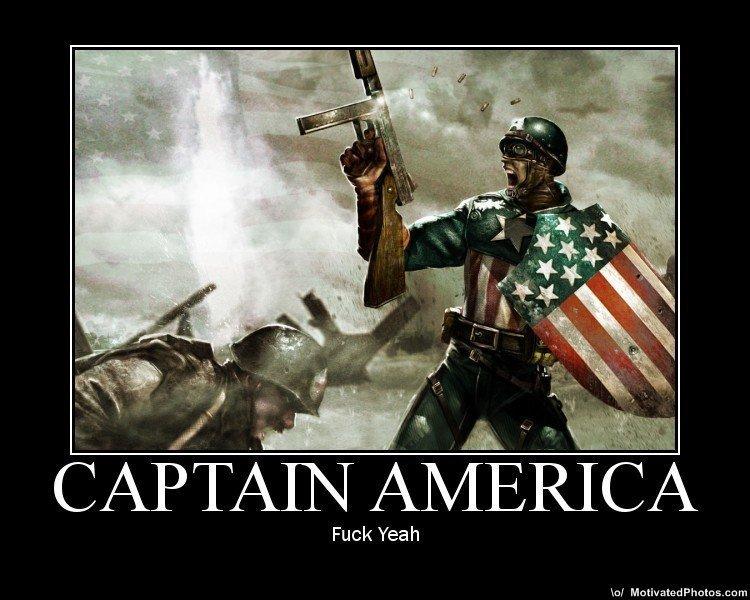 Captain America!. . Yeah EDI Math an ted P hula BA; El m. Captain America's movie will be filmed in Australia...