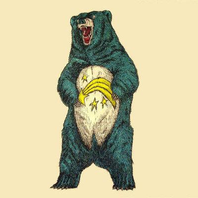 Care fucking bear. .. I'd cuddle it.