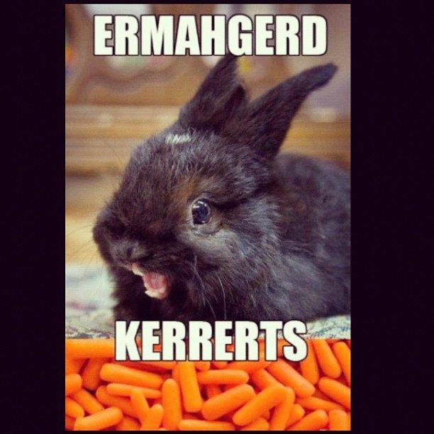 Carrots. .