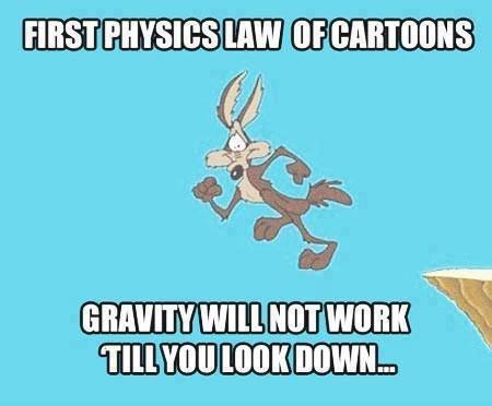 Cartoon logic. found on fb.