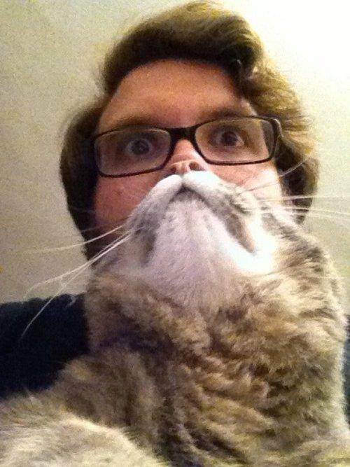 Catbeard. Not mine... I prefer Catman