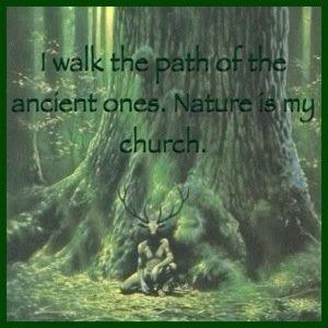 Cernunnos(Celtic god). .. three words