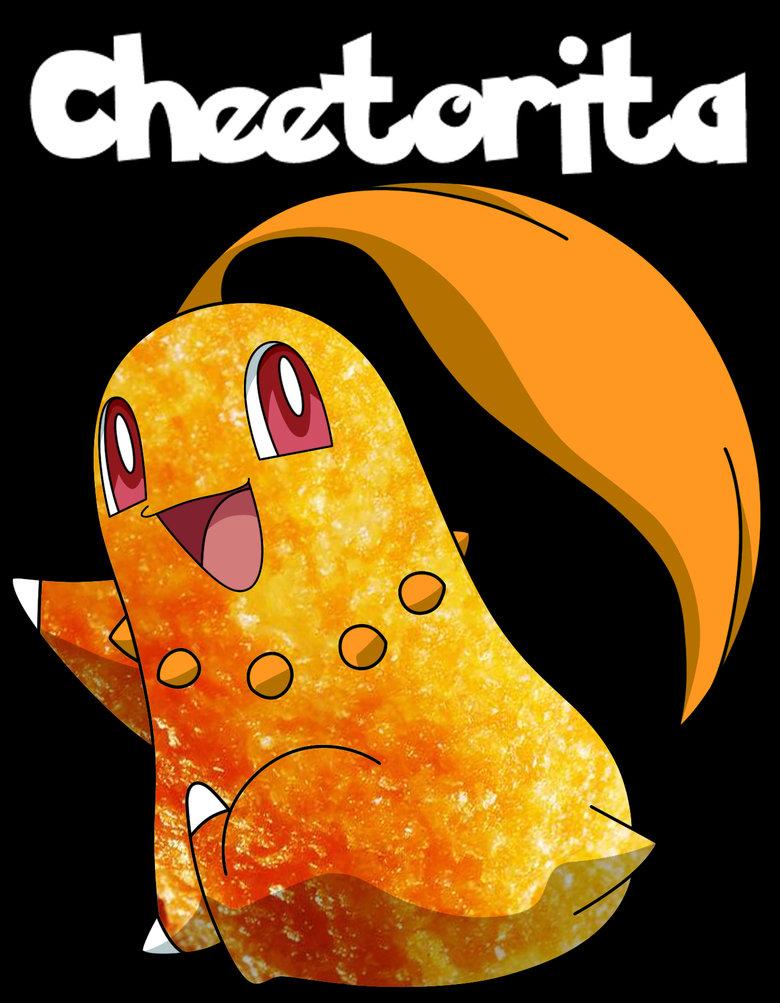 Cheetorita. i thought you might appreciate some really not so classy wordplay... It aint easy bein' cheesy...