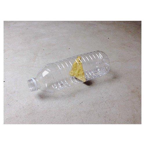 Chip in a bottle. .. Sorcery.