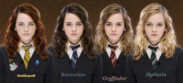 Choose 1. Jesus I would bang all of them. Hui' Elu: spirit. wnr, lil, Slytherin Gryffindor