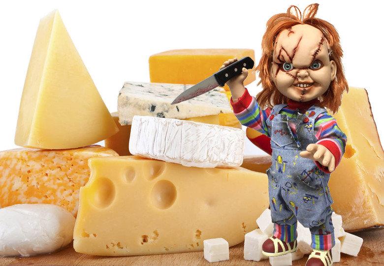 Chucky Cheese's. Chucky Cheese's.