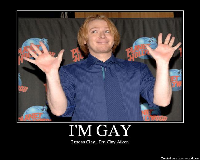 Homosexual aiken clay