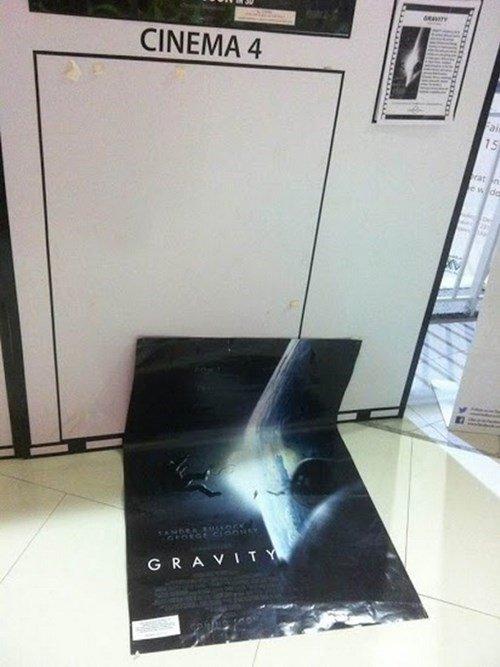 Clever Advertising or Fail?. .. Sandra Bullock Heavy Breathing Simulator 2013