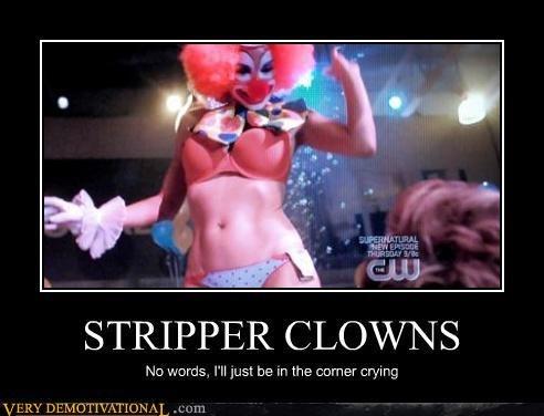 Clown Strippers