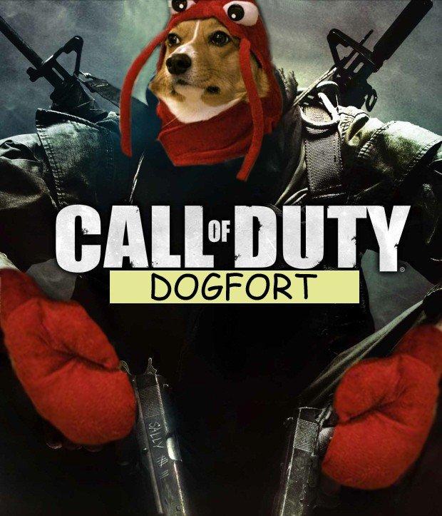 COD dogfort. made me giggle. Enjoy..
