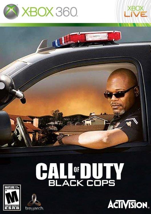 CoD Black Cops. . BLACK CUPS