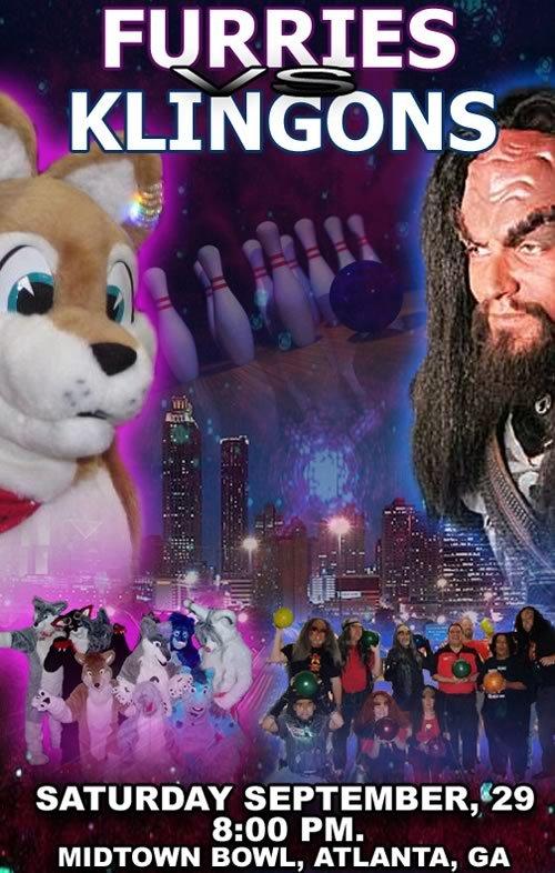 COMING SOON 2011. a battle of chaos. FURRIES xiii SEPTEMBER,' eta I MIDTOWN BOWL, ATLANTA, GA. putting my money on da furries Coming soon
