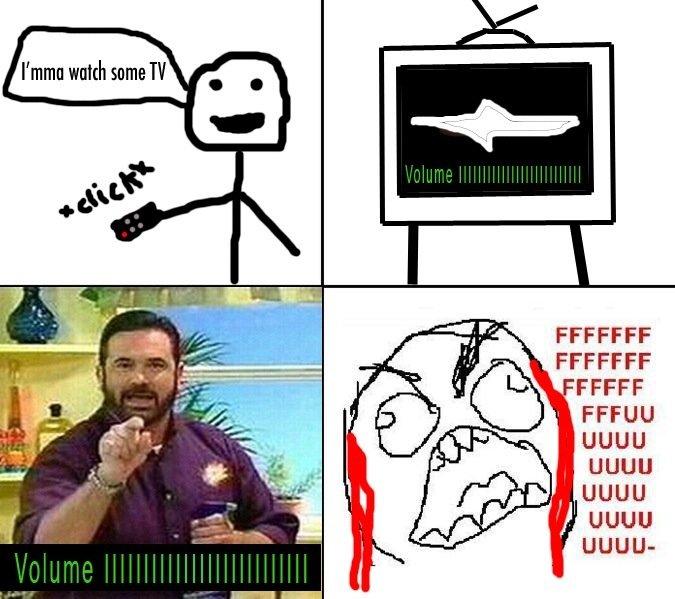 Commercials have never been the same. . I' mmo wuh: B UGUU UGUU UGUU UGUU UGUU-