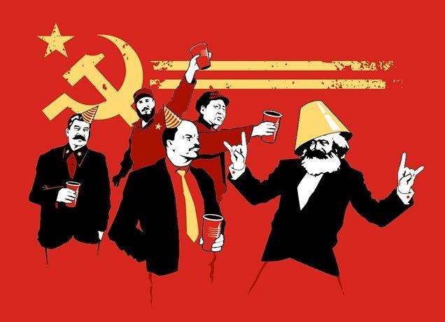 Communist Party. .