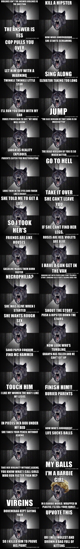 Compilation #3 - Insanity Wolf. .. Compilation #2 - Advice God