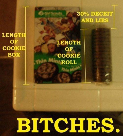 Cookie Whores. .