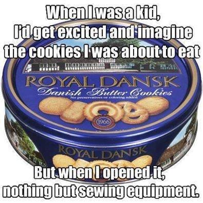 cookies.... . semi. Grandmother's FW