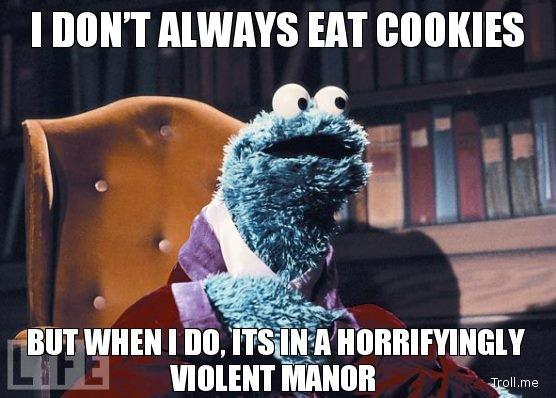 Cookies. .