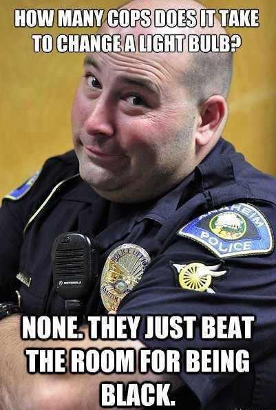 Cops. Po-Po. mg it at Fa Buck. Cops
