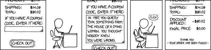Coupon code. .