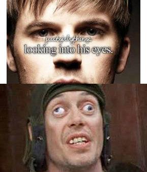 Cray eyes. .... It Th I. why you ackin' so cray cray?