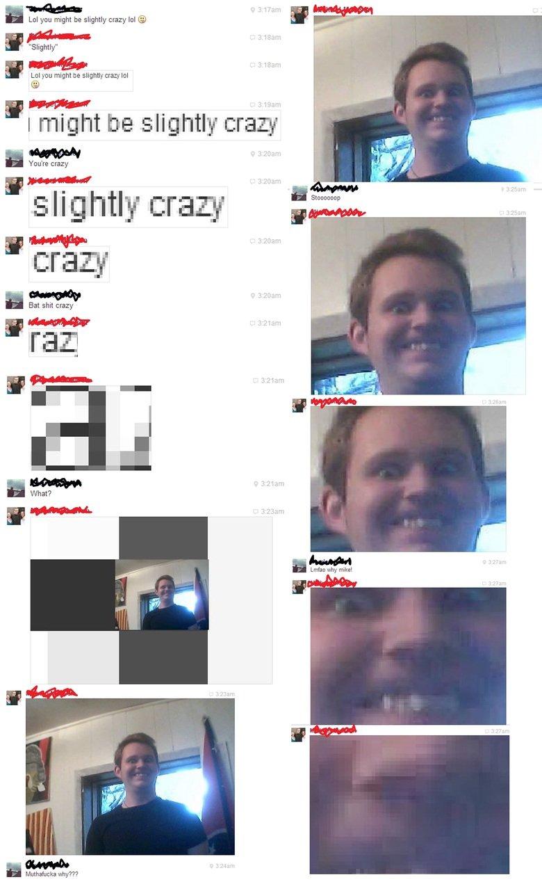 """Crazy?. Crazy?. Lol you might be slightly crazy lol © , Slightly"""" P. .. lg you might be slightly crazy lol I might be slightly crazy i You' re crazy Ital, toot,"""