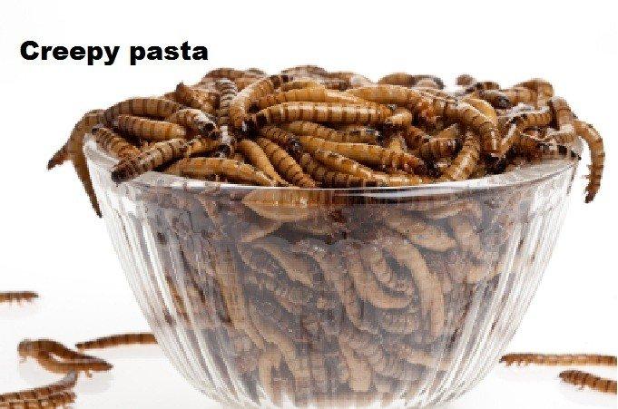 Creepy Pasta. creepy pasta, nuff said. Creepy pasta bowl of worms creepy pasta creepy pasta