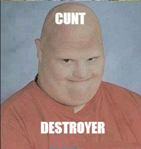 Cunt Destroyer. .. Bobby.............................Hill