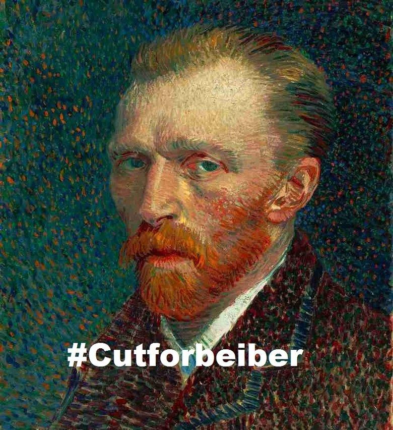Cuntforbeiber. he also did it to feel alive... #Cutforbieber