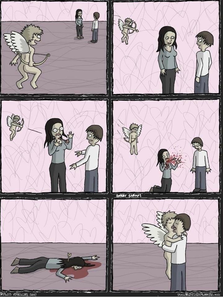 Cupid. .