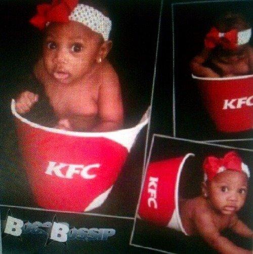 cute nigger baby. .