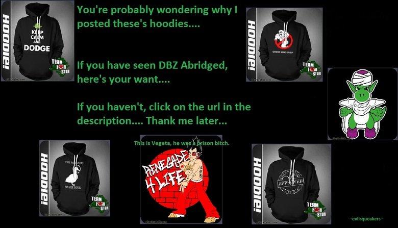 DBZ Abridged Wants. www.youtube.com/watch?v=P5iT0re_tZE. lanai.... cough wile saying (nonprofit based parody)