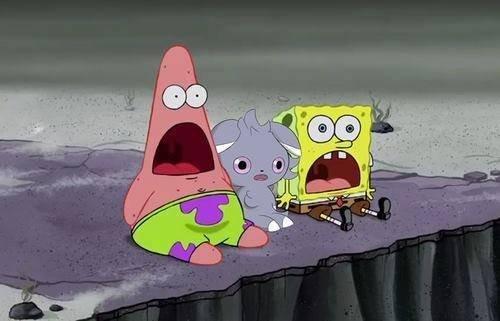 D:. .. Oh boy, oh boy, oh boy espurr spongebob patrick